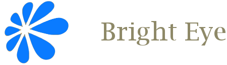 Bright Eye Counselling Retina Logo